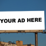 Advertising messager