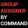 Groups assigner by command